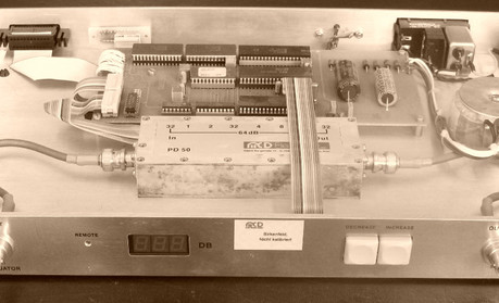 1983 - First fillautomatical Test systems