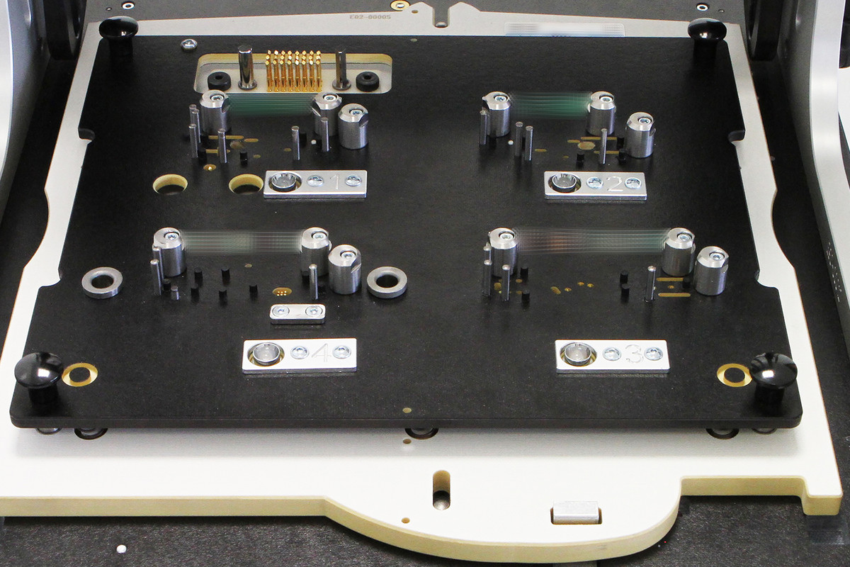 MCD Elektronik GmbH - Test System for PCBs in Dentistry Devices
