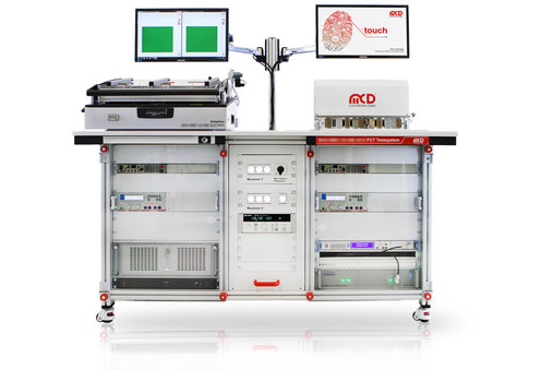Functional test system based on VTS 2030