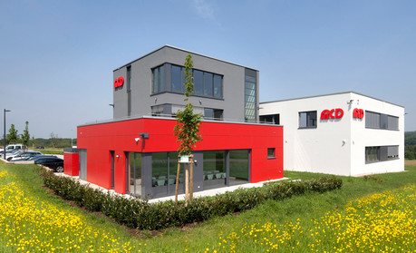 2013 - New Headquarter in Dammfeld