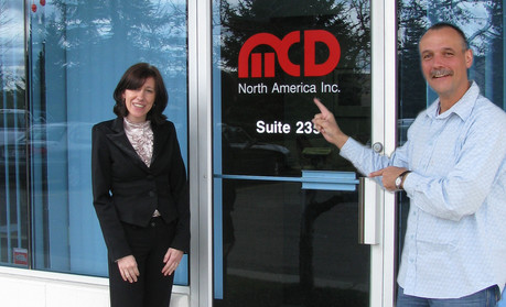 2008 - MCD North America Inc.