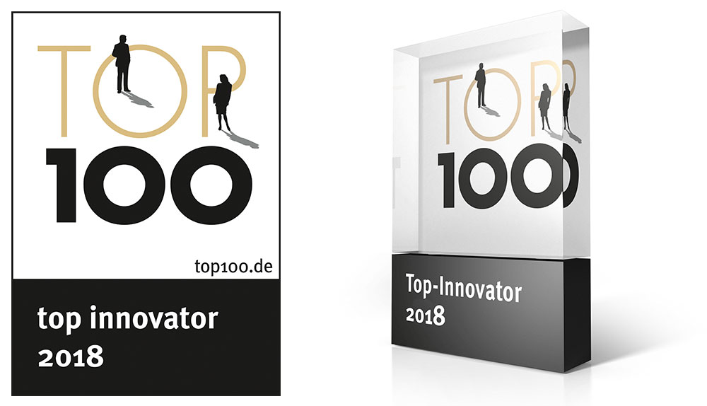 MCD is apparent as a top innovator 2018 by this trophy and seal